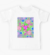 Colors, funky, funky! Kids T-Shirt