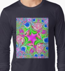 Colors, funky, funky! Long Sleeve T-Shirt