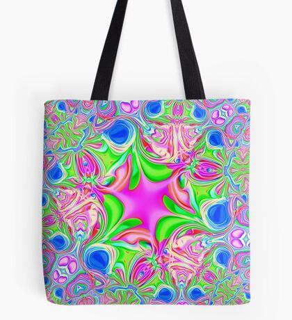 Colors, funky, funky! Tote Bag