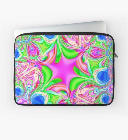 Colors, funky, funky! Laptop Sleeve