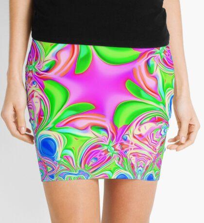 Colors, funky, funky! Mini Skirt