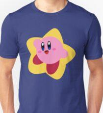 Kirby - Kirby Star Verbündete Unisex T-Shirt