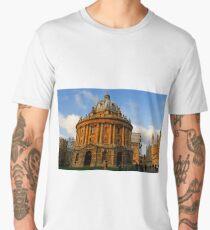 Radcliffe camera, Oxford, England Men's Premium T-Shirt