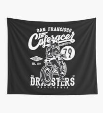 Cafe Racer Wall Tapestry