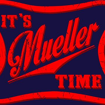 Mueller Time by ilcalvelage