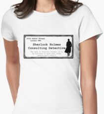 Consulting Women's Fitted T-Shirt