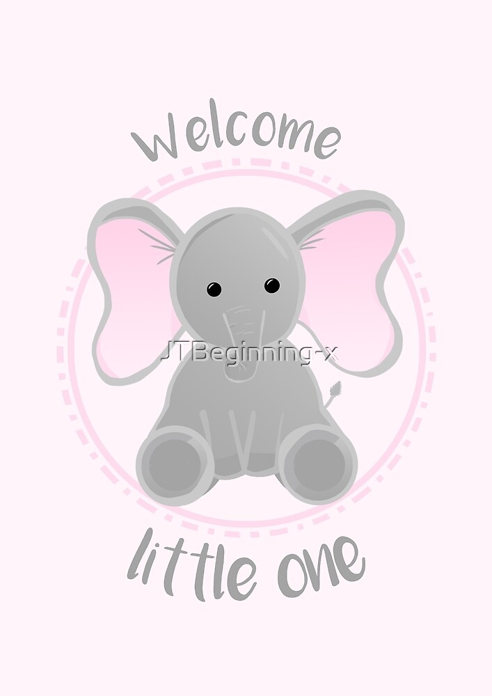 Welcome little one - new baby girl! by JustTheBeginning-x (Tori)