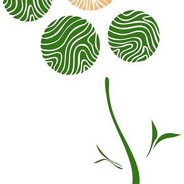 Spring Flower by whimsydesign