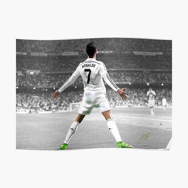 Cristiano Ronaldo 7 Poster