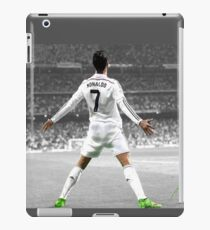 Cristiano Ronaldo 7 iPad Case/Skin