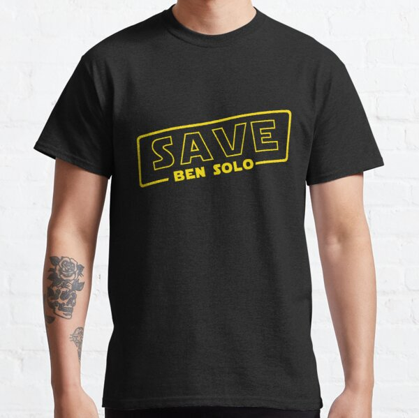 Save Ben Solo Classic T-Shirt