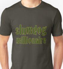 Slum Dog Millionaire T-Shirt