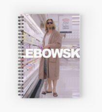 LEBOWSKI Spiral Notebook