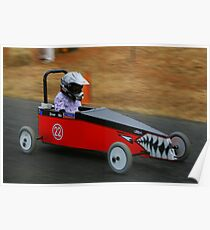 Billy Cart Derby - Mia Poster