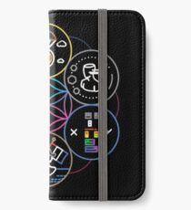 symbol//coldplay iPhone Wallet/Case/Skin