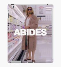 ABIDES iPad Case/Skin
