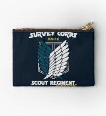 survey corps Studio Pouch