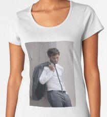 Jamie Dornan Women's Premium T-Shirt