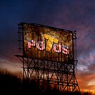 Trump Billboard Outside Blue Wave City by Alex Preiss