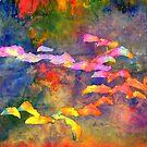 School of Fish Detail by Dana Roper