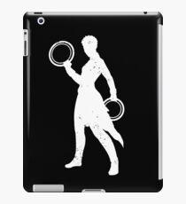 Nakia - Female Hero  iPad Case/Skin