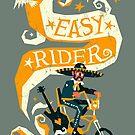 Easy Rider by Yetiland