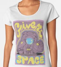 GIVE ME SPACE Women's Premium T-Shirt