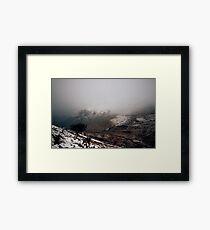 Mountain  Framed Print