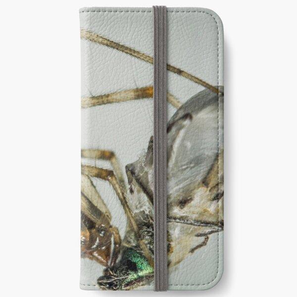 Victim & Victor iPhone Wallet