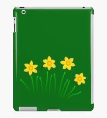 Daffodils!!! iPad Case/Skin