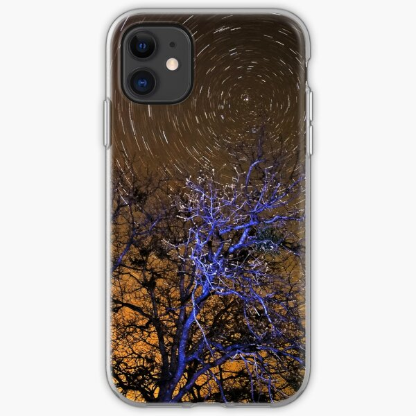 Tree Time Tunnel iPhone Soft Case