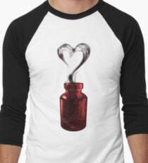 love poison Men's Baseball ¾ T-Shirt