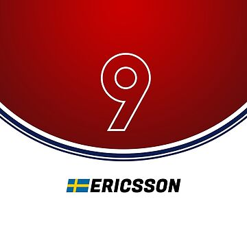 F1 2018 - #9 Ericsson by sednoid
