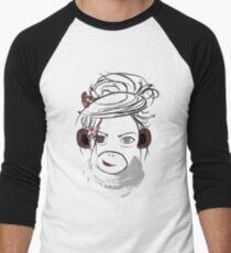 monkey. Men's Baseball ¾ T-Shirt