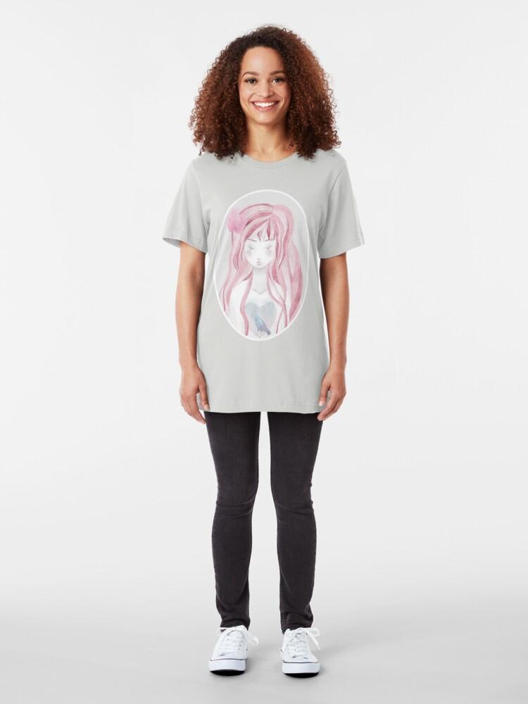 Alternate view of Birdcage Slim Fit T-Shirt