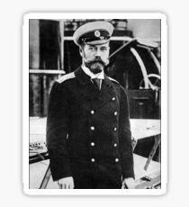 Nicholas II Sticker