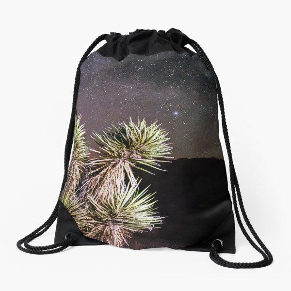 Desert Night Drawstring Bag