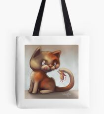 Welcome to my Tail Tote Bag