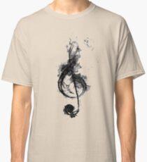 key, music, note, music Classic T-Shirt