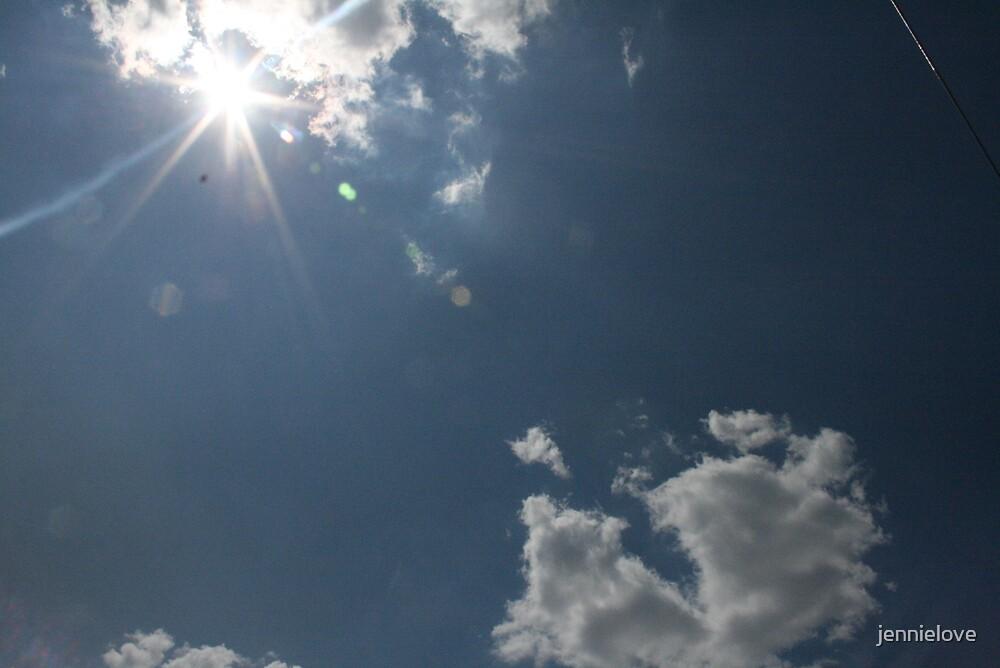 Pierce the Sky by jennielove