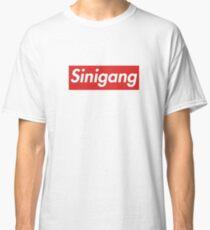 Sinigang Red Box Logo Classic T-Shirt