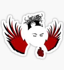 doomed devotion : lost angel Sticker