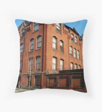 gothic dorm  Throw Pillow