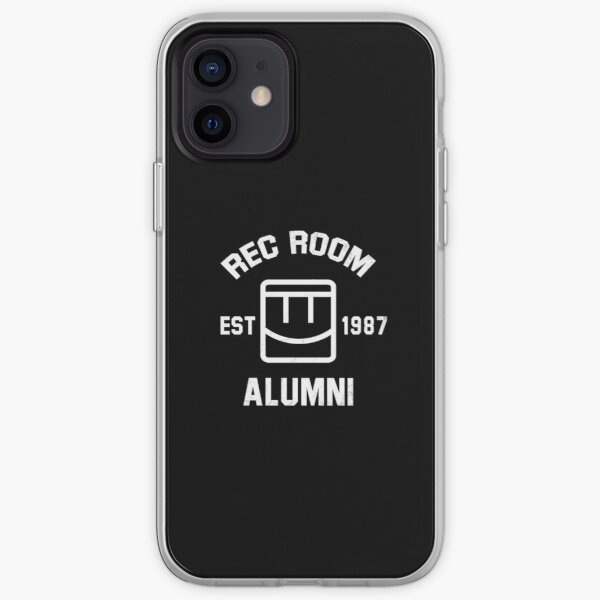 Rec Room iPhone Soft Case
