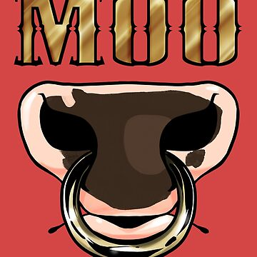 Moo by Pawgyle