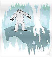 Wampa Cave Poster