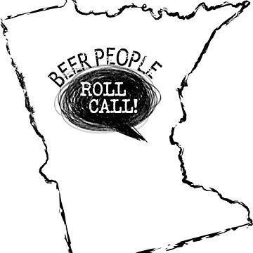 Beer People Roll Call! (B) by BeerPeople