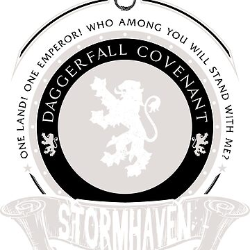 DAGGERFALL COVENANT - V2 by exionstudios