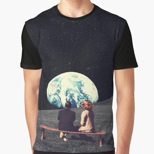 We Used To Live There Graphic T-Shirt