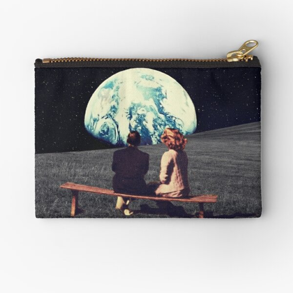 We Used To Live There Zipper Pouch